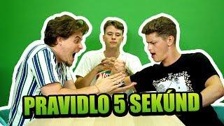 Pravidlo 5 SEKÚND! w/ Oliver zo seriálu oteckovia ( ODVETA )