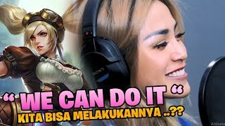 Download Video KEREN, Jessica Iskandar Jadi Pengisi Suara LAYLA / Voice Over BAHASA INDONESIA Mobile Legends MP3 3GP MP4