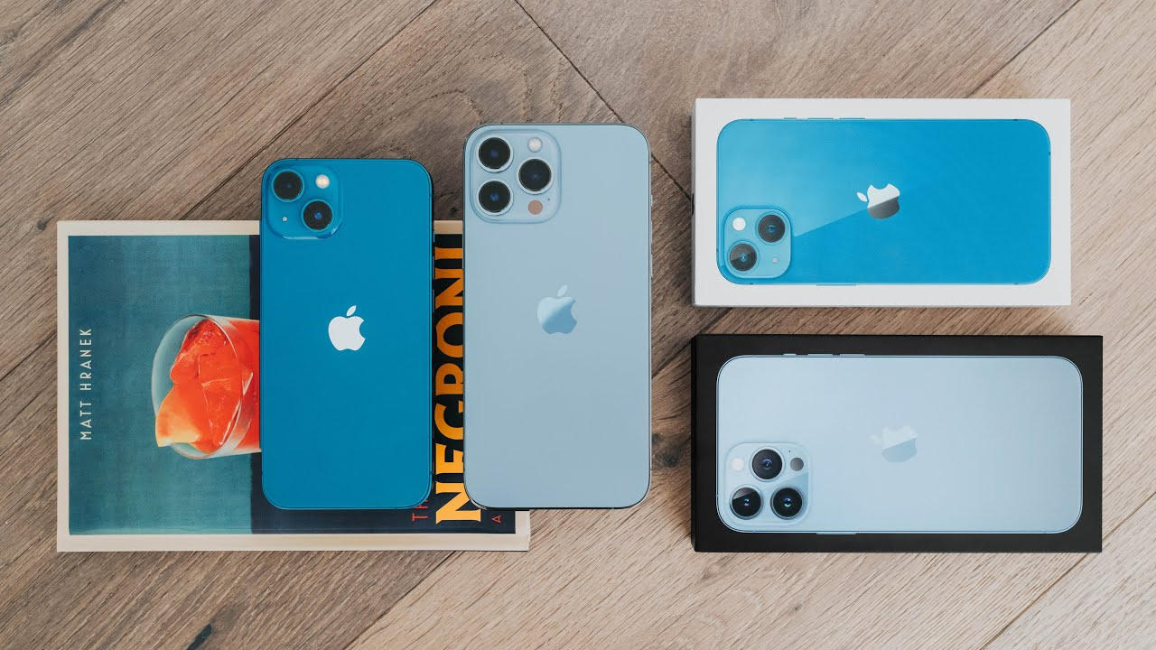 Download iPhone 13 & 13 Pro Unboxing & Overview (All Models)