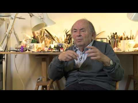 Interview with Quentin Blake