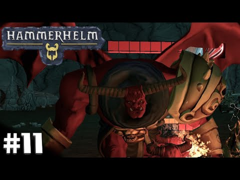 HammerHelm - Rescuing the Stronghold! - Ep:11  