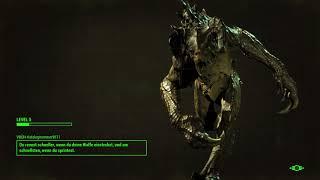 Lets Play Fallout 4 Ps4 German #04 Das Ödland ist mir nicht freundlich gesinnt