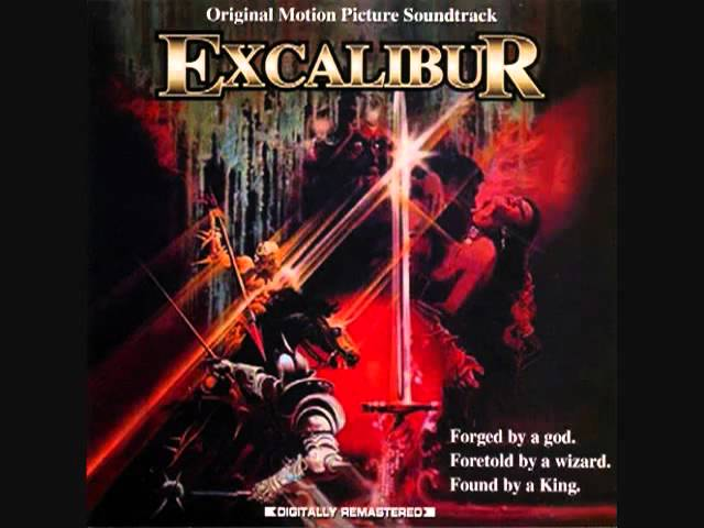 Excalibur OST   15   The Land And The King   YouTube2