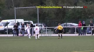 FSV Brieske/Senftenberg - FC Energie Cottbus 1:4 (D-Junioren-Punktspiel)