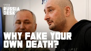 Arkady Babchenko on How Putin Weaponizes Propaganda | The Russia Desk: Extras | NowThis World