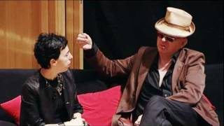 A Discussion on the Music Industry: Rachel Felder and Alan McGee at TEDxOxford