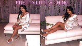 PRETTYLITTLETHING HAUL 🛍 | BRITTNEY KAY