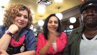 Waffle house Breast Cancer Fundraiser
