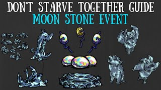 Don T Starve Together Guide The Moon Stone Event Youtube