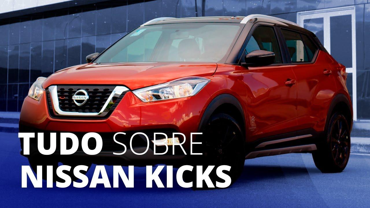 Tudo sobre Nissan Kicks | É SUV de shopping?
