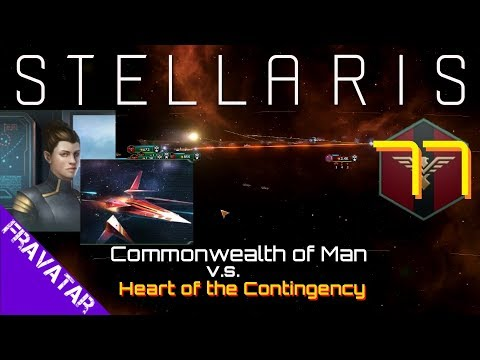 Stellaris ep77 CoM - Heart of the Contingency End Game Crysis -  Ironman/Insane Difficulty Gameplay.