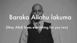 Download Lagu Maher Zain - Baraka Allahu Lakuma - Lyrics mp3