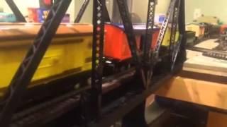 A Double Headed Tinplate Steam Freight Train 255e + 263e Lionel / Mth