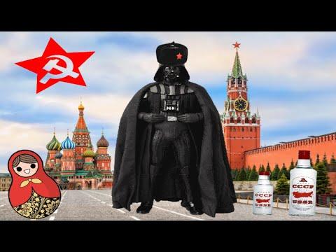 Советский дубляж Звёздных Войн/Star Wars Soviet Dub