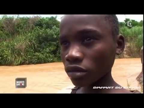 DIAMANT DU CONGO LES ENFANT MALTRAITÉE