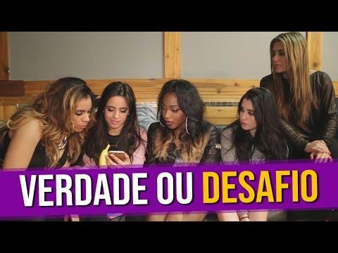 As Aventuras de Fifth Harmony: Verdade ou Desafio?