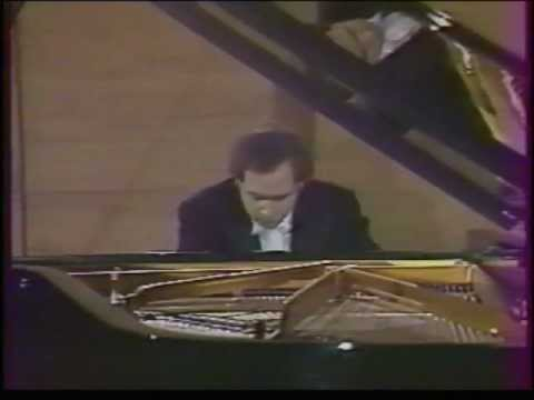 Emile Naoumoff plays Excerpts from His Transcription of Stravinsky's Firebird (1985)