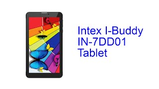 Intex I-Buddy IN-7DD01 Tablet