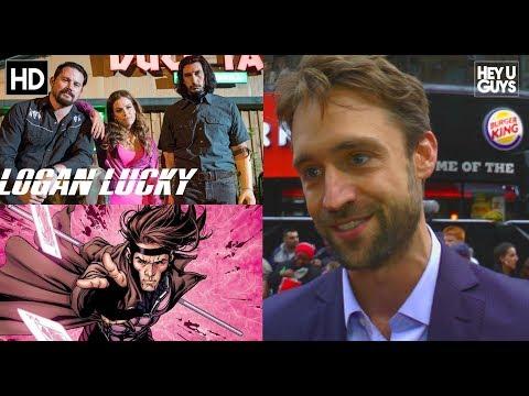 Logan Lucky Producer Reid Carolin on Soderbergh's latest and Gambit movie