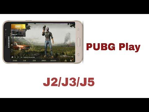 PUBG Play In J3   Samsung J3 Gaming Pubg Lite