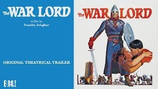 THE WAR LORD Original Theatrical Trailer
