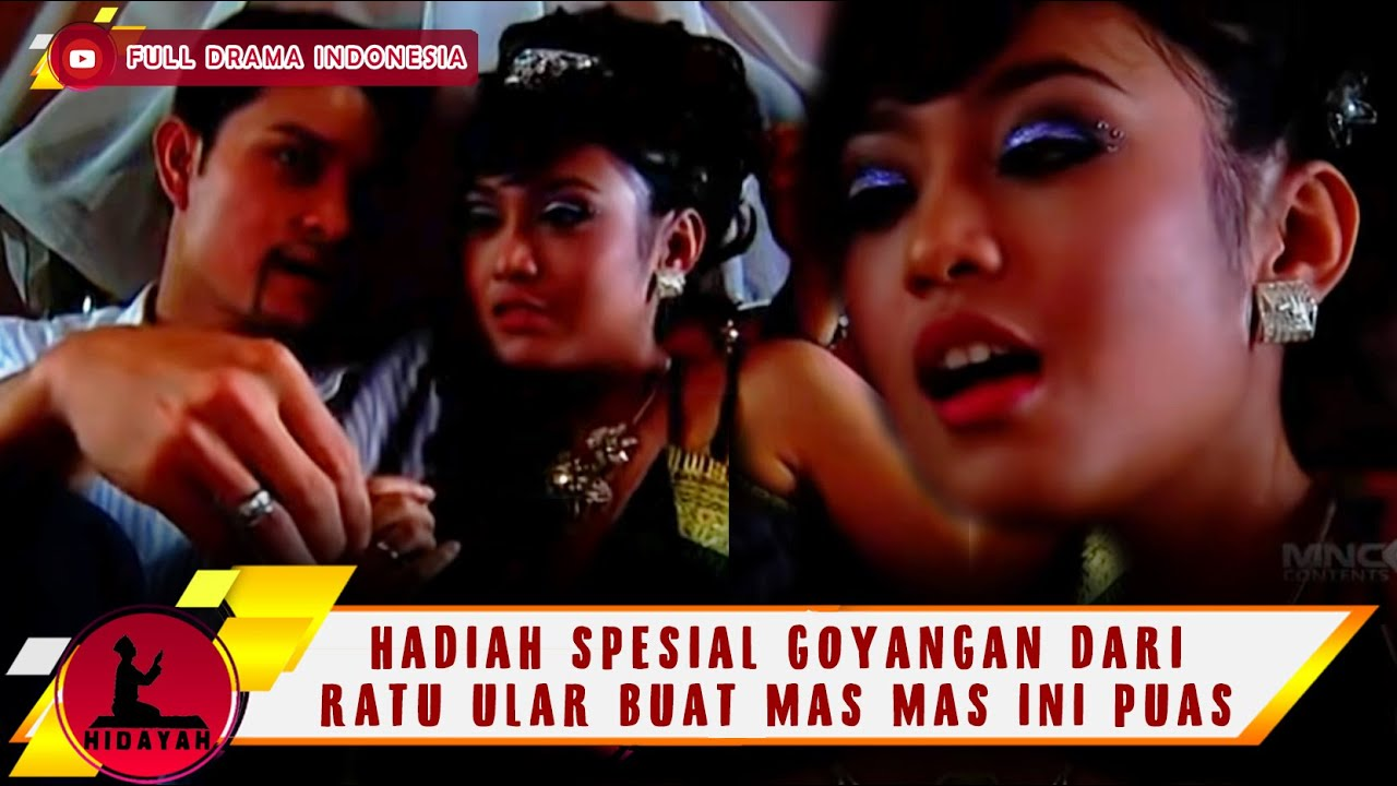 Download MAIN BERTIGA, MAMA ULAR AJAK ANAK ELUS MANJA ABANG SAMPAI PUAS - HIDAYAH