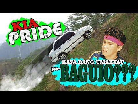1997 Kia Pride Sedan