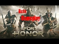 For Honor Beta Gameplay