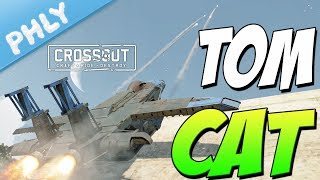 Crossout - EPIC F-14 Tomcat, U Boat Build & MORE (Crossout Gameplay)