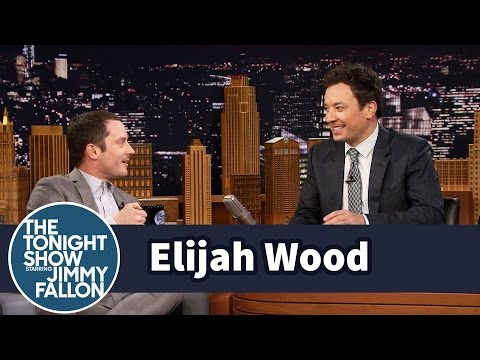 Jimmy Freaks Out Over Elijah Wood's Friendship with The Bachelor's Nick Viall