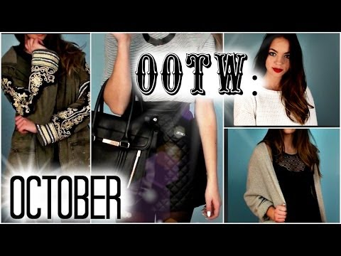 Outfits of the Week: October 2013