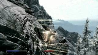 Skyrim at level 1000