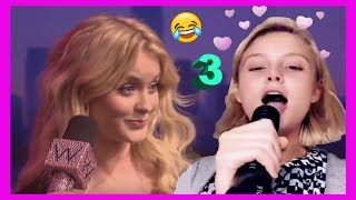 Funny moments with Zara Larsson 3