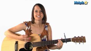 "How to Play ""Country Girl (Shake it For Me) by Luke Bryan on Guitar"