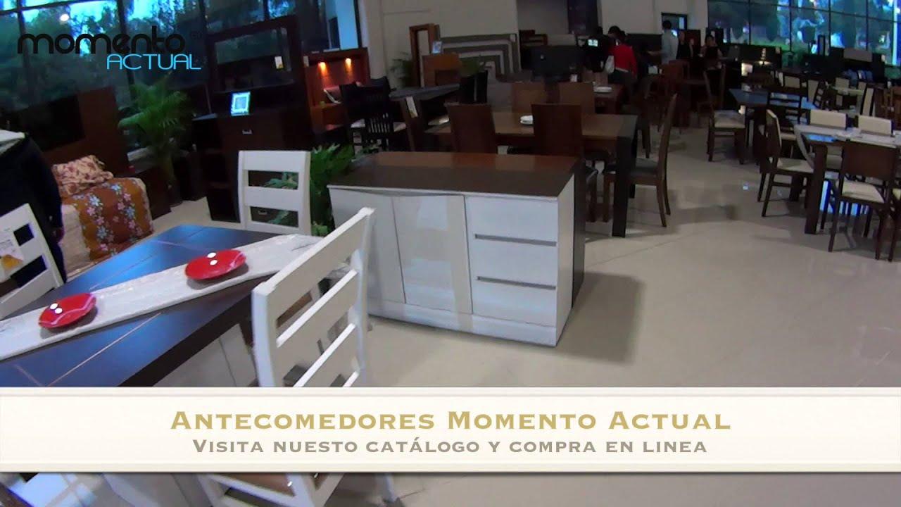 Expo momento actual youtube for Momento actual muebles