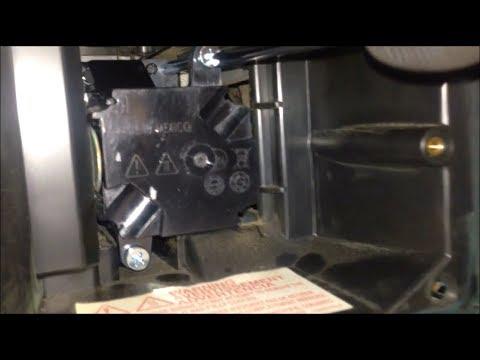 Repair a JVC HD-52Z585 by Replacing the Lamp