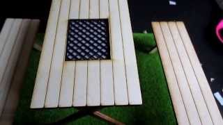 1/12 Barbecue Table & Chair By Cobaanii Review