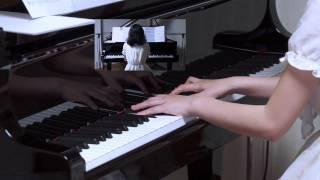 使用楽譜;月刊ピアノ2015年6月号、 2015年5月24日 録画 2017/03/23 広...