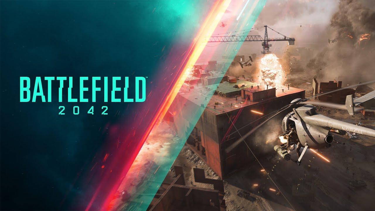 PS5 | PS4《戰地風雲 2042》官方遊戲預告片