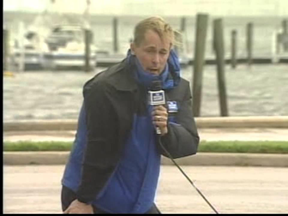 mike seidel the weather channel al roker hijacks live shot