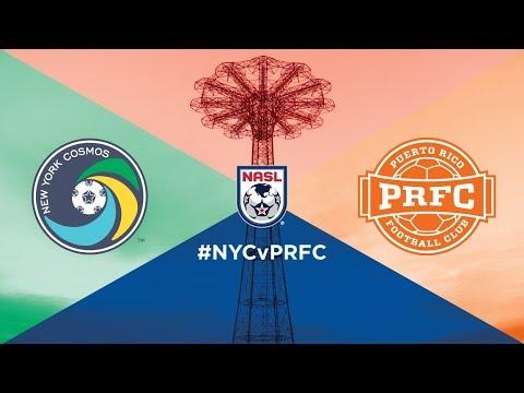 HIGHLIGHTS | New York Cosmos 1, Puerto Rico FC 0