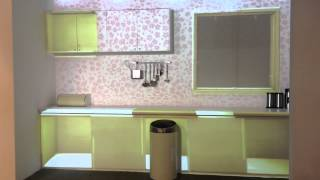 Brabantia products for the home in different Kitchen Styles