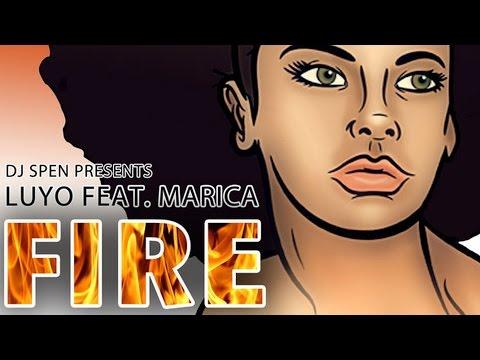 Luyo feat. Marica - Fire (Dj Spen & Gary Hudgins Mix)
