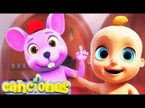 LooLoo – Hickory Dickory Dock –  Canciones Infantiles LooLoo | Video Para Nios – Cantece pentru copii in limba spaniola