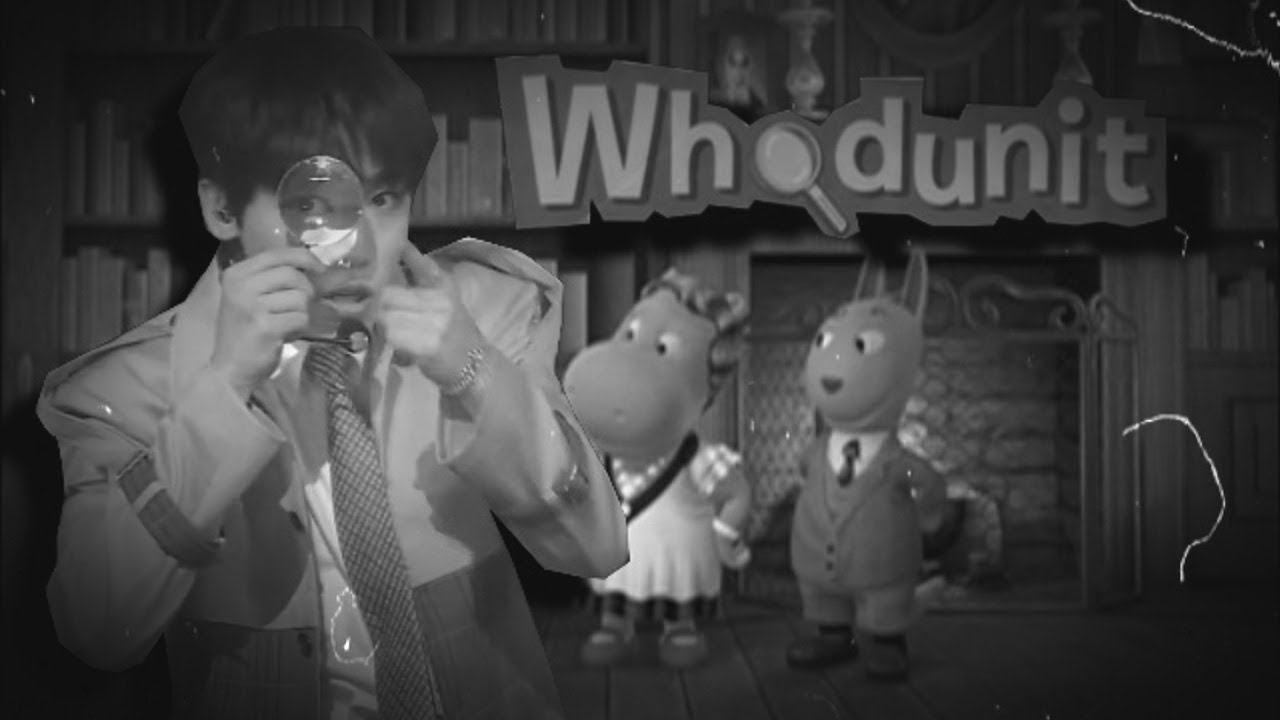 pump it up's 201018 stage but to backyardigan's whodunit