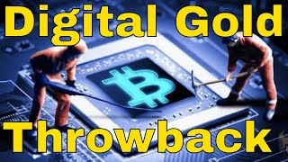 The Creation of Digital Gold for 9 Days Straight!