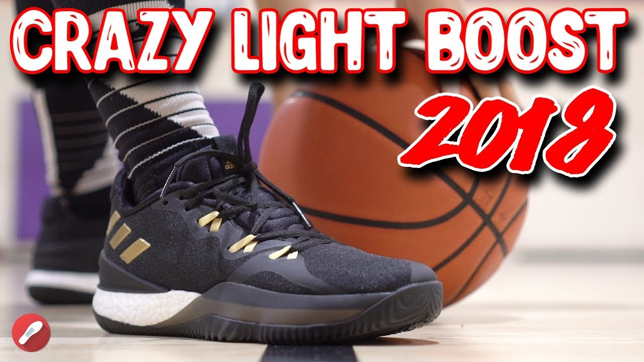 new style 8abed d2147 Adidas CrazyLight Boost 2018 Performance Overview!