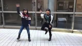 桜井日奈子さんのいい部屋ネットCMダンス 仲良し2人で完コピしてみまし...