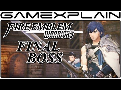 Fire Emblem Warriors - Final Boss & Ending (Nintendo Switch)