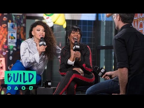 Tichina Arnold & Tisha Campbell Chat About Hosting The Soul Train Awards